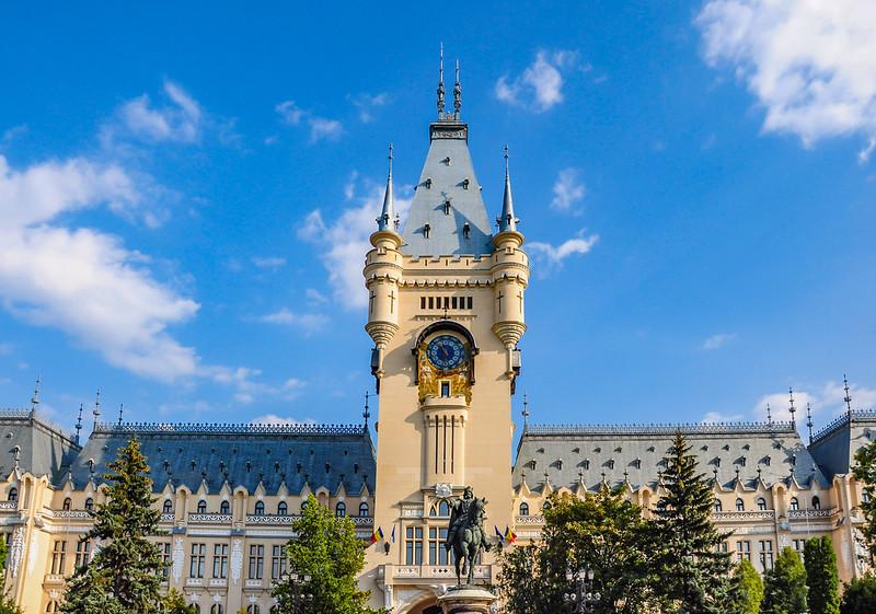 Palace of Culture - Ia?i, Romania