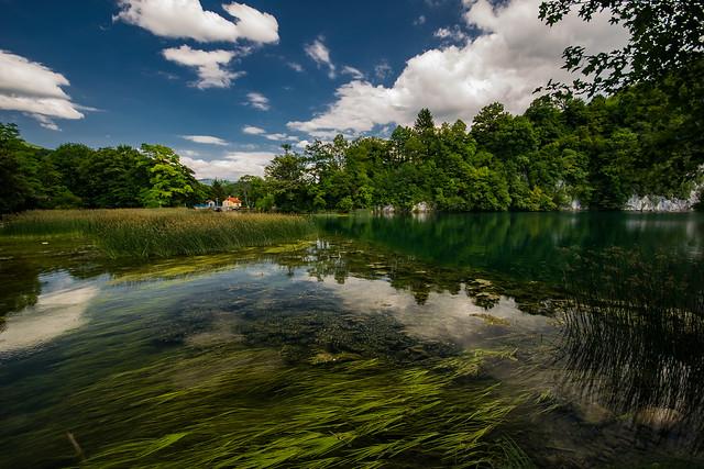 On the Pliva Lake