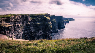 Cliffs of Moher panorama - Clare, Ireland - Landscape photography | by Giuseppe Milo (www.pixael.com)