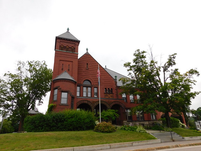 Belknap County Courthouse
