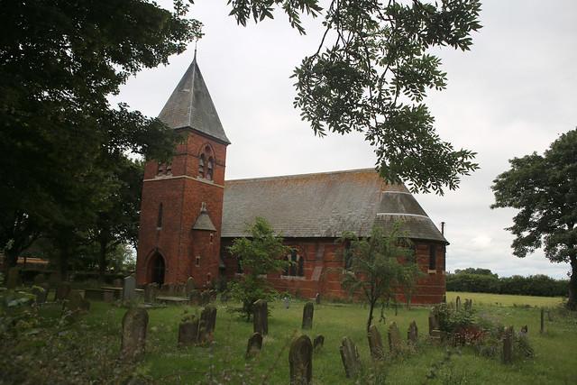 Sunk Island Church