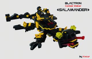 Salamander 00 | by kocurvelox