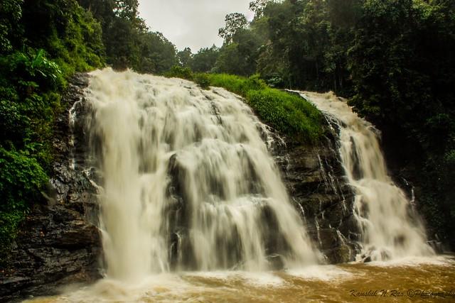 Abbi Falls, Madikeri,Karnataka