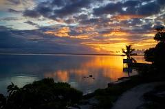 Sunrise Nukunonu Lagoon, Tokelau