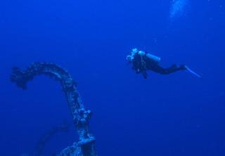 Aida II wreck at Big Brother Island, Red Sea, Egypt #SCUBA | by Derek Keats