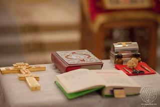 Литургия в Спасском соборе 110