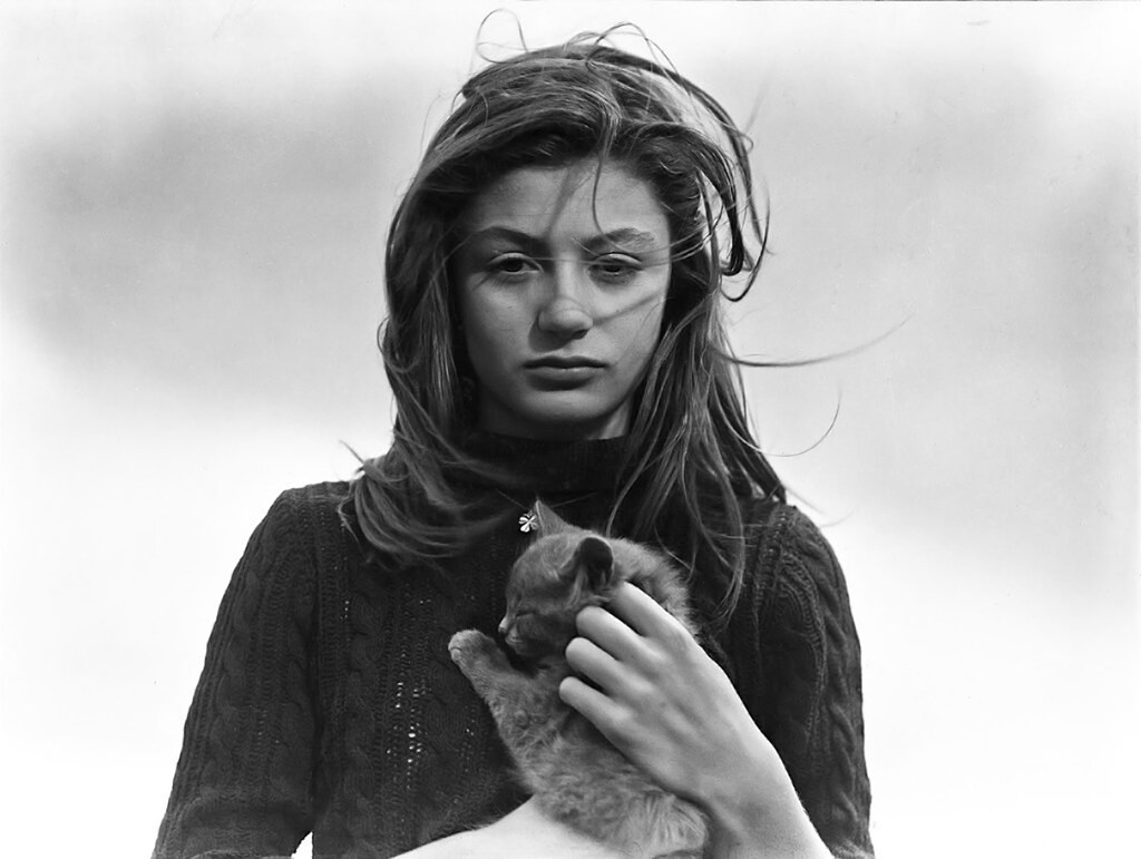 Anouk Aimée Photos anouk aim�e | (born 1932) 15-year-old anouk aim�e in marcel
