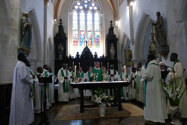 Journée inter-églises 2017 au lycée Pommerit