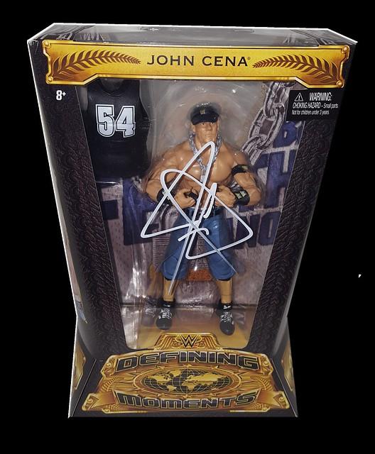 John Cena Autographed