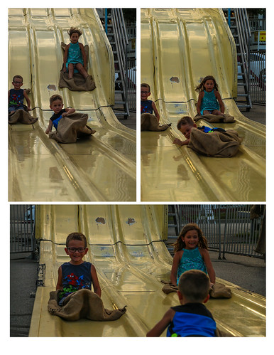 Three Stages of the Super Slide | by KC Mike Day