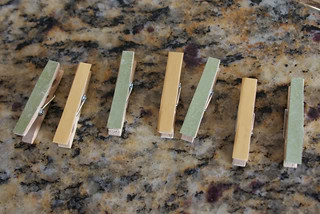 covered clothes pins | by Emmymom2