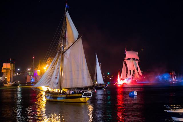 Bataille navale - Brest 2016