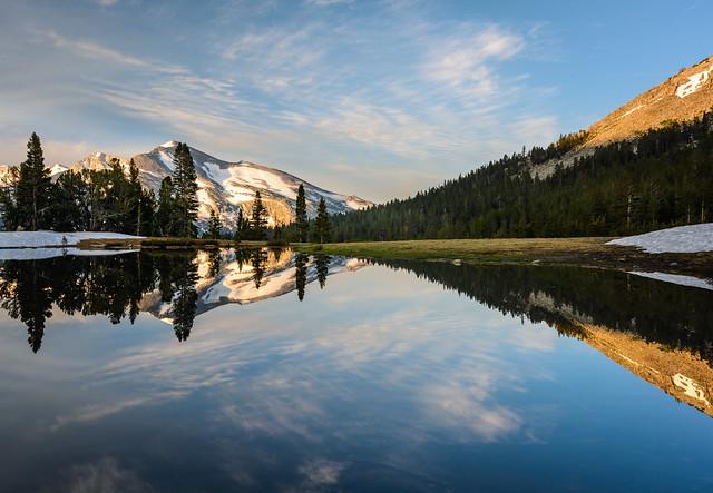 Reflections 2, Tioga Pass Road