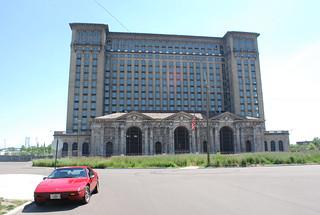 Michigan Central Depot, Detroit, MI, #3