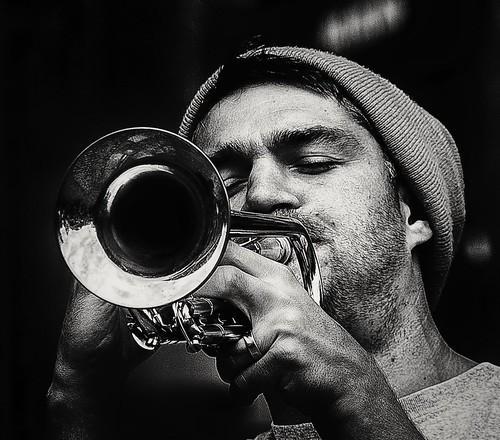 Jazz on brass