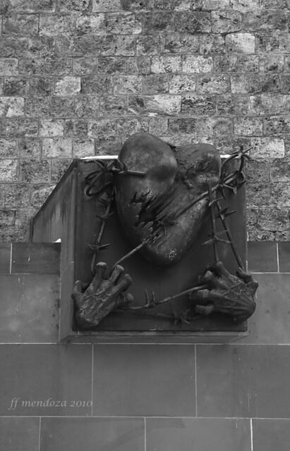 Déportation/escultura/hauts-reliefs/ Henri Lagriffoul