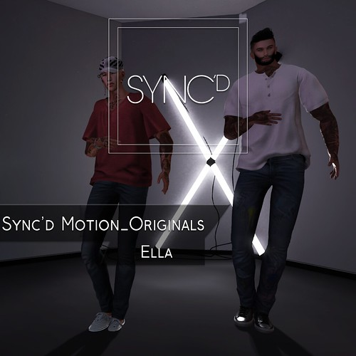 Sync'd Motion: Ella | by Jangsungyoung Resident