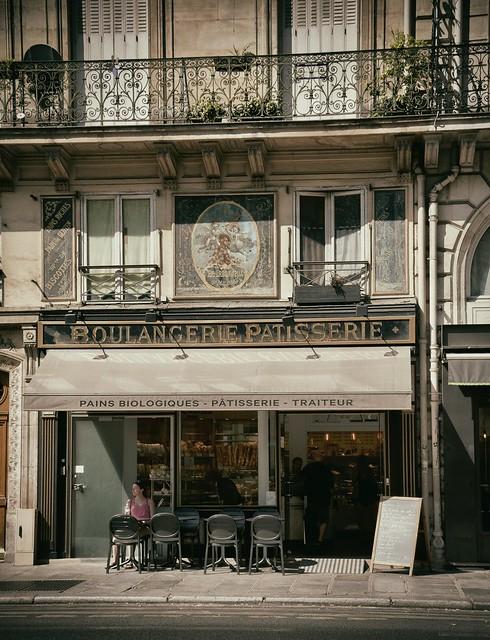 La Boulangerie.....