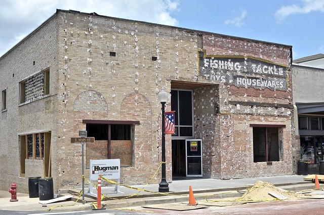 Farmers & Merchants National Bank Building - Henderson,Texas