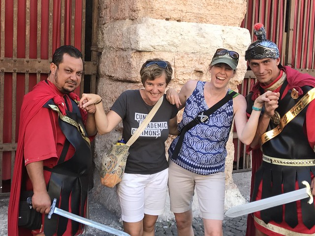 Verona's Gladiators are not to be trusted