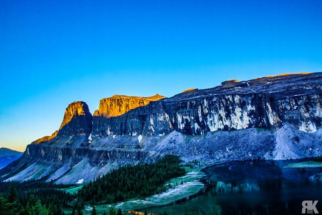 Rockbound Lake Sunrise