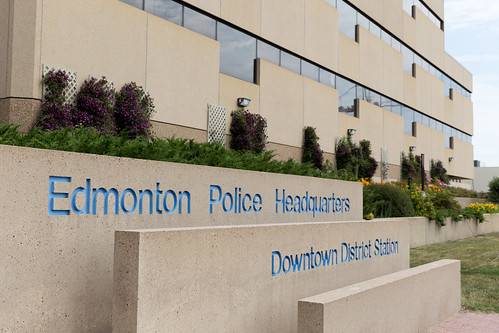 Edmonton Police Headquarters | by mastermaq