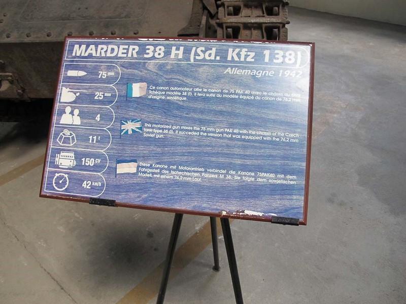 SdKfz.138 Marder 38H 2