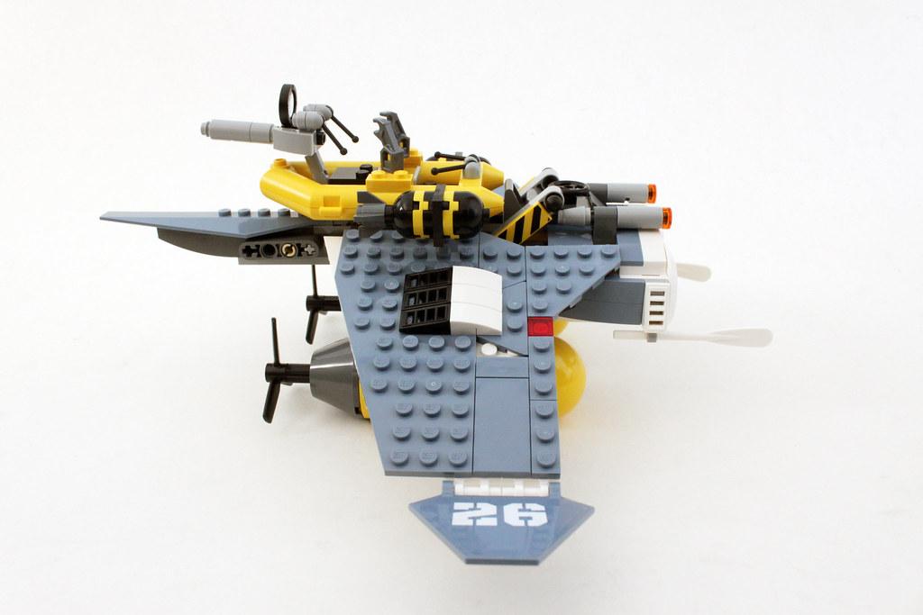 404ada11e The LEGO Ninjago Movie Manta Ray Bomber (70609) | Read more … | Flickr
