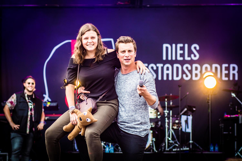 Niels Destadsbader @ Suikerrock 2017 (© Timmy Haubrechts)