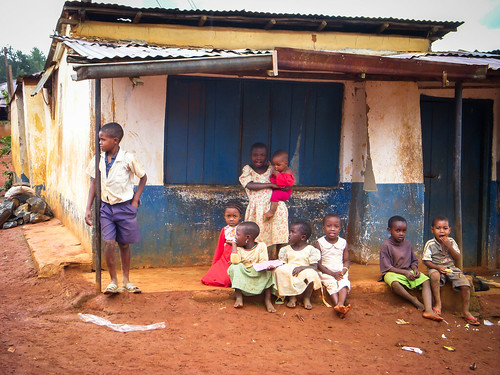 Tanzanian children | by CIFOR