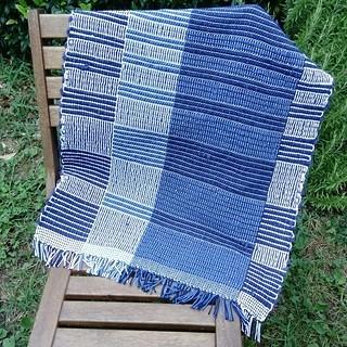 My handwoven rag rug is finished.....  #ragrugs #cotton #handwoven