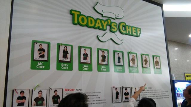 Bibap Chef