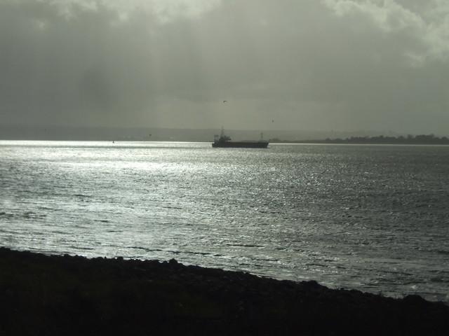 The Thames Estuary near Cliffe