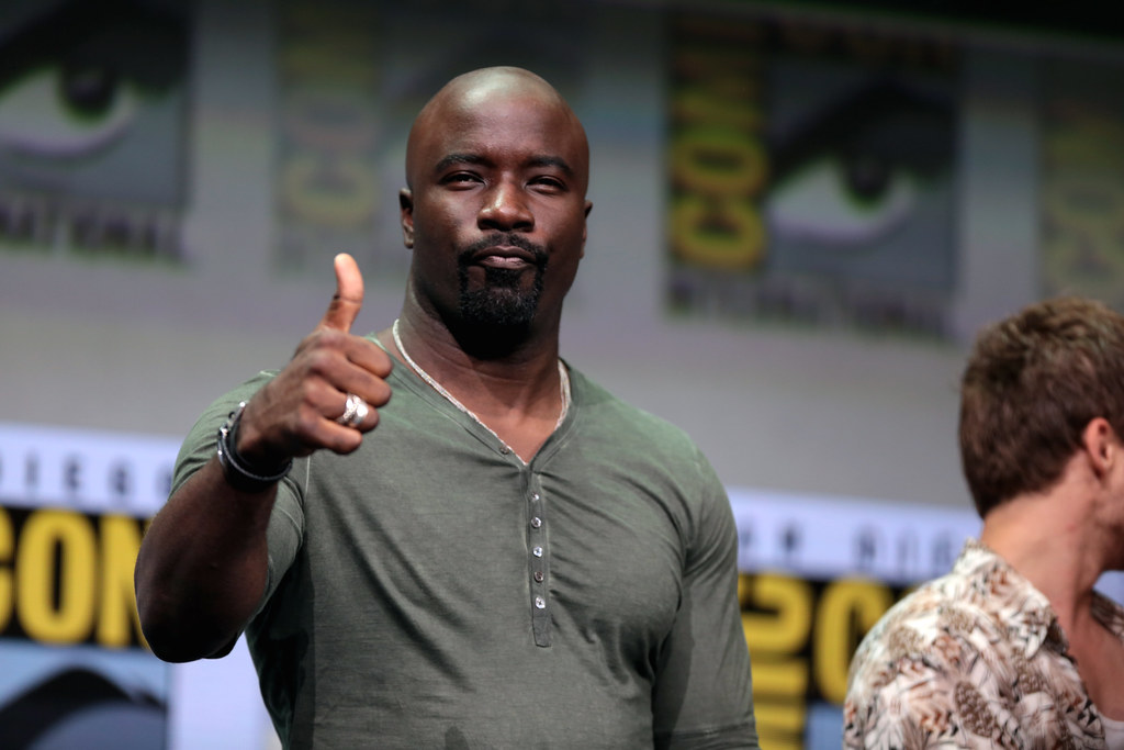mike colter daughter