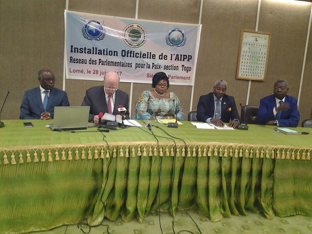 Togo-2017-06-28-Parliamentarians Association Is Launched in Togo