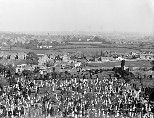Cemetery, Glasnevin, Co. Dublin | by National Library of Ireland on The Commons