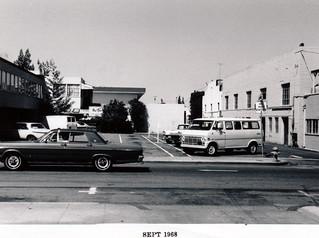 Menlo Park 1968: Menlo Avenue