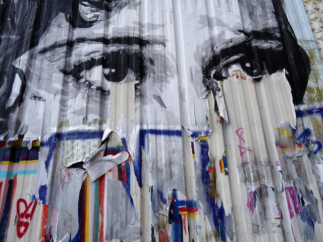 Traces of street art