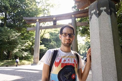 Meiji Schrein | by chillyistkult