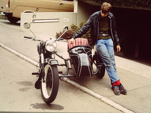 Motorräder 1981