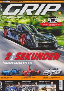GRIP - Das Motormagazin 8/2015