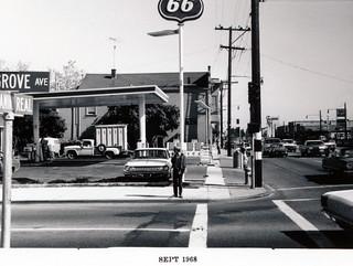 Menlo Park 1968: Oak Grove Avenue