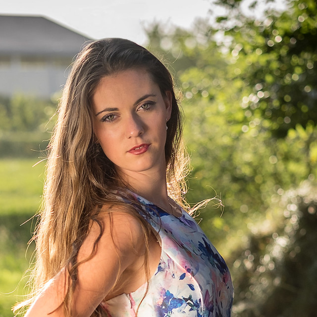 Clara S modèle photo
