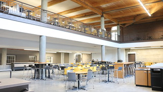 New cafeteria common area | by ppscomms