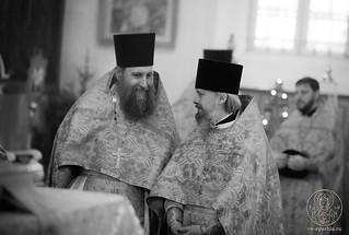 Литургия в Покровском соборе 18