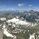Mt. Reynolds summit panorama looking north