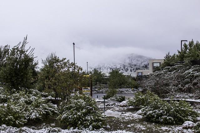 Mañana nevada 2