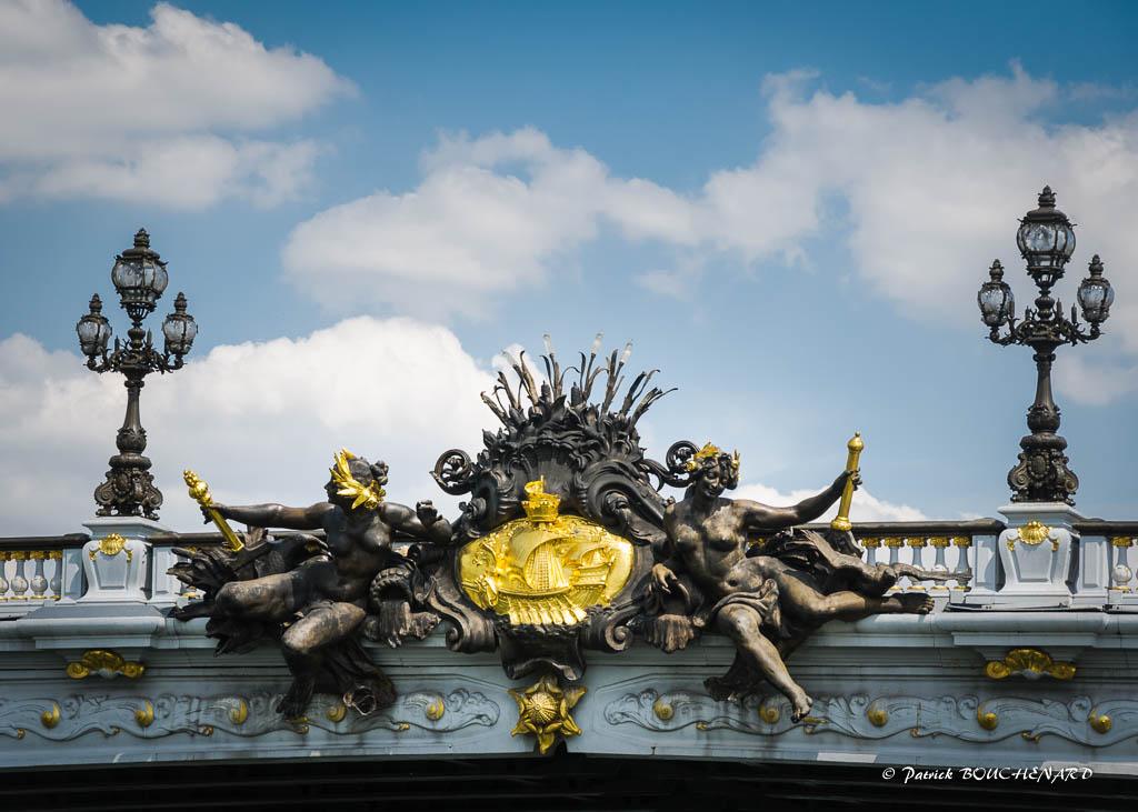 Nymphes de la Seine