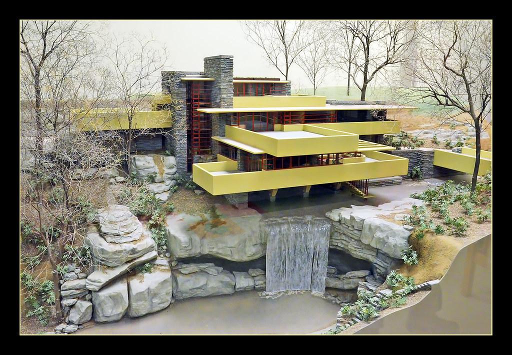 niedriger Preis professionelle Website Shop für neueste Model - Frank Lloyd Wright's Fallingwater | I made a visit w ...