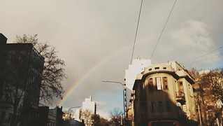 Rainbow in the city | by Wal Wsg